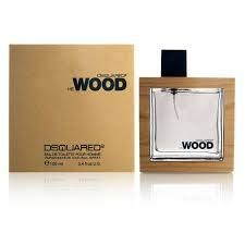 Dsquared2 He Wood Pour Homme 100ml woda toaletowa