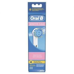 Braun Oral-B Sensitive Clean 4 szt.