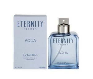 Calvin Klein Eternity Aqua for Men 200 ml woda toaletowa