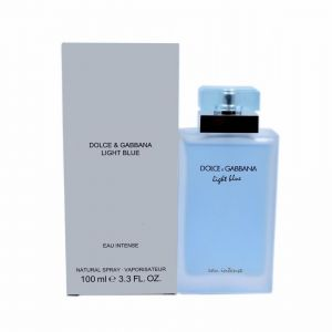 Dolce & Gabbana Light Blue Eau Intense 100ml woda perfumowana Tester