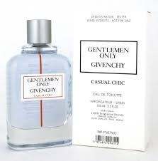 Givenchy Gentelman Only Casual Chic 100ml woda toaletowa Tester