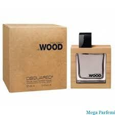 Dsquared2 He Wood Pour Homme 50ml woda toaletowa