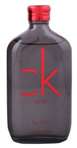 Calvin Klein CK One Red Edition For Him 50ml  woda toaletowa