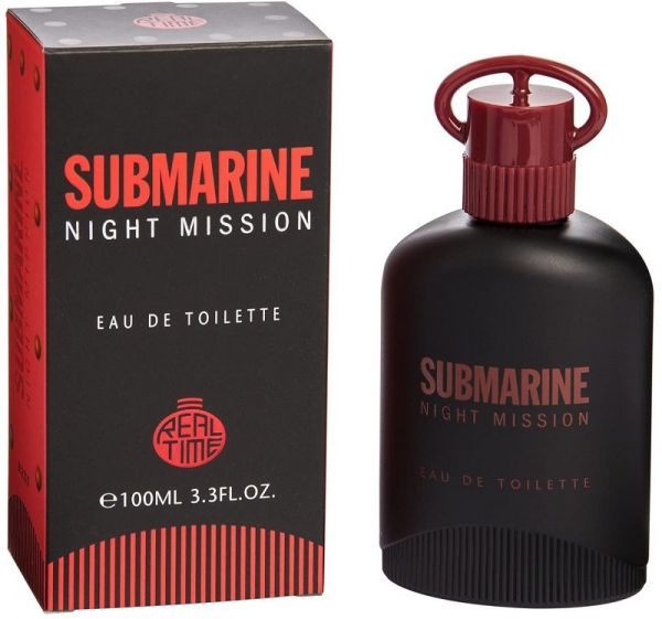 real time submarine night mission