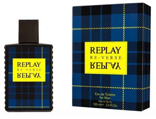 replay re-verse for man