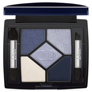 Dior 5 Couleurs Designer All-In-One Artistry Palette 208 Navy Design 4,4g cień do powiek