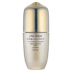 Shiseido Future Solution LX Total Protective Emulsion SPF15 75ml emulsja ochronna do twarzy